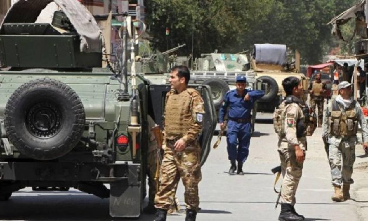 Αφγανιστάν: Νεκροί τρεις Τσέχοι υπαξιωματικοί από επίθεση βομβιστή - καμικάζι σε περίπολο του ΝΑΤΟ