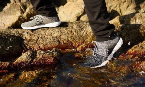 0d049a031b1 Επιτέλους: Το πρώτο 100% αδιάβροχο παπούτσι είναι γεγονός!