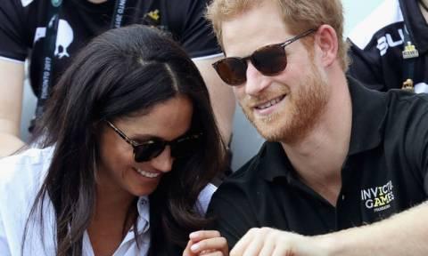 Ποιo επώνυμο θα πάρουν τα παιδιά του πρίγκιπα Harry με τη Meghan Markle