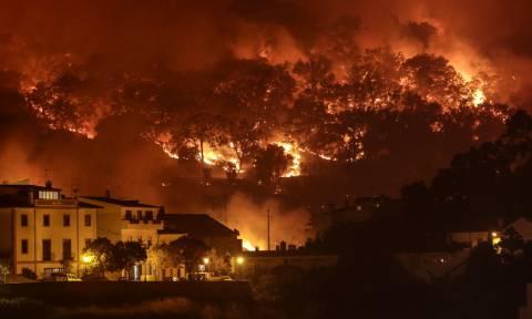 «Κόλαση» η Ευρώπη: Καύσωνας, φωτιές και υψηλά επίπεδα όζοντος τα συστατικά του εκρηκτικού μίγματος