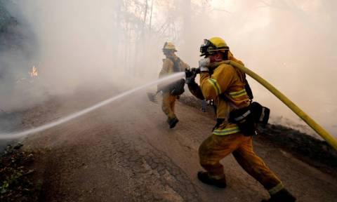 Καλιφόρνια: Μαίνονται τα πύρινα μέτωπα - Επτά οι νεκροί