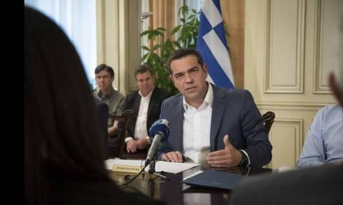 Ευρεία σύσκεψη υπό τον πρωθυπουργό την Τρίτη στο Λαύριο