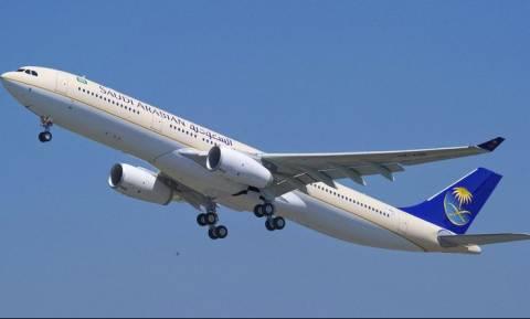 Σαουδική Αραβία: Η Saudi ανέστειλε τις πτήσεις από και προς Τορόντο