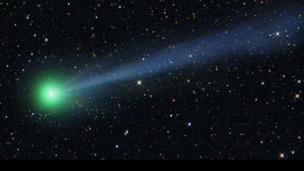 Ο πράσινος κομήτης «Χαλκ» θα περάσει σήμερα κοντά από τη Γη
