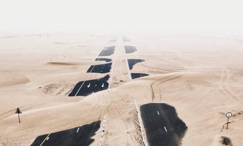 Όποιος νομίζει ότι έχει δρόμους το Ντουμπάι καλά θα κάνει να το ξανασκεφτεί (pics)
