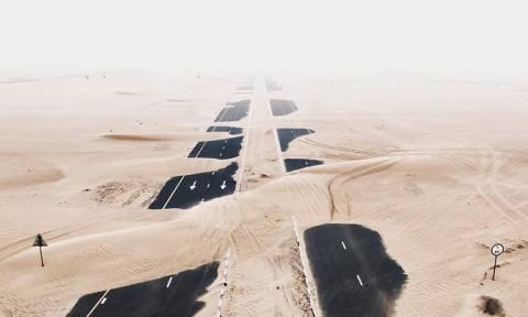 b2aa87d487c Όποιος νομίζει ότι έχει δρόμους το Ντουμπάι καλά θα κάνει να το ξανασκεφτεί  (pics)