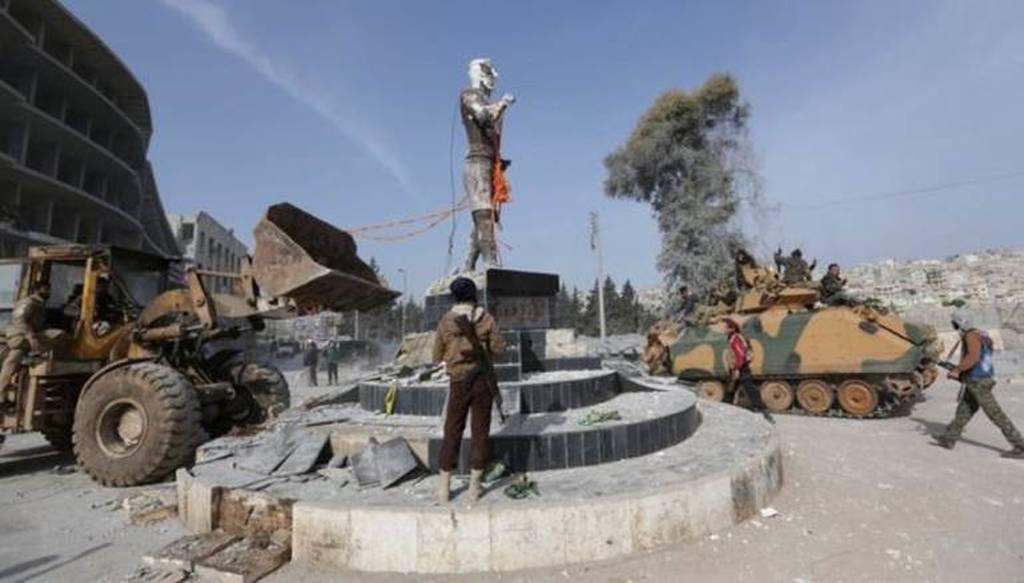 Αυτοί είναι οι Τούρκοι: Απίστευτα βασανιστήρια σε Κούρδους του Αφρίν (Σκληρές εικόνες - vid)