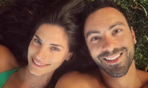 Σάκης Τανιμανίδης- Χριστίνα Μπόμπα: Μας δίνουν τις πρώτες εικόνες του «γάμου» τους