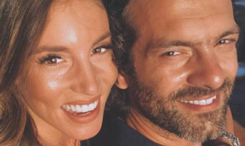Η Αθηνά Οικονομάκου κάνει την πιο ωραία ερωτική εξομολόγηση στον σύζυγό της