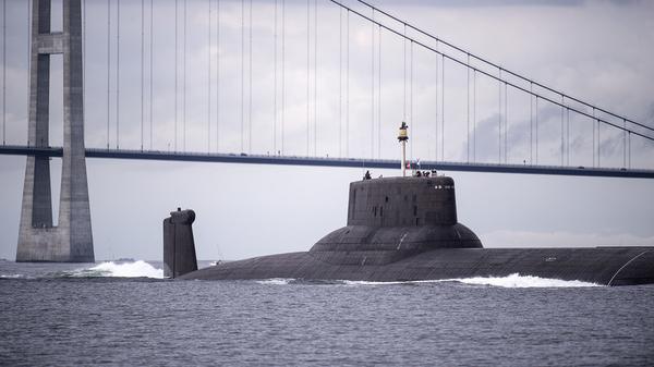 russia submarine