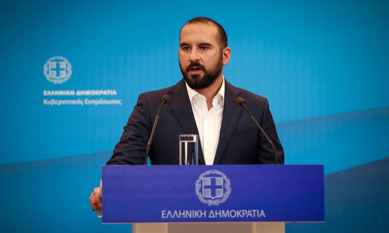 Τζανακόπουλος σε Σπυράκη: Νομίζει ότι με το άθλιο ύφος της ασκεί αντιπολίτευση