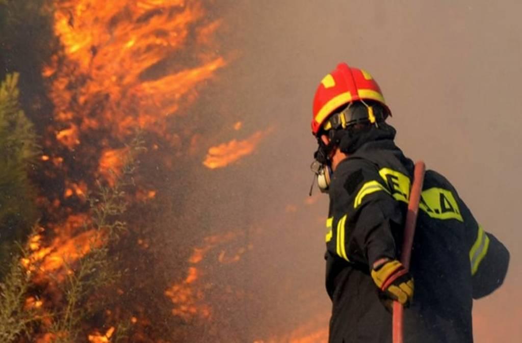 Πολύ υψηλός ο κίνδυνος πυρκαγιάς σήμερα - Δείτε σε ποιες περιοχές