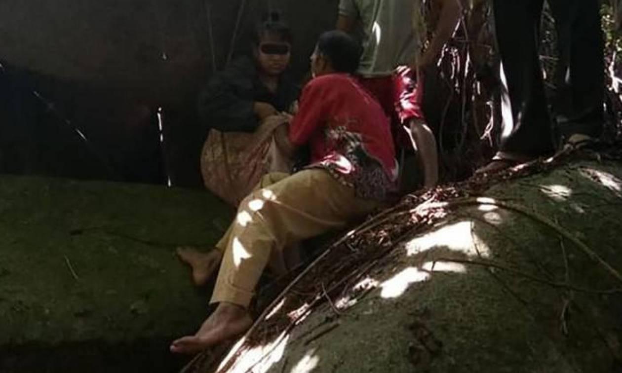 Ινδονησία: «Μάγος» κρατούσε αιχμάλωτη σε σπηλιά και βίαζε 28χρονη για 15 χρόνια