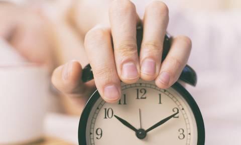 Πρόωρος θάνατος: Πόσες ώρες ύπνου αυξάνουν τον κίνδυνο