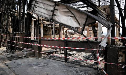 Φωτιά στο Μάτι: 92 οι νεκροί - Οι εισαγγελείς έχουν τη λίστα με τα ονόματα