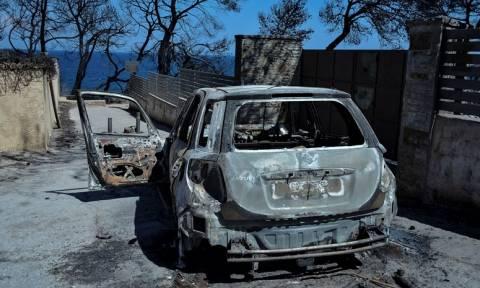 Φονικές πυρκαγιές: Η ανακοίνωση της Πυροσβεστικής για τον αριθμό των νεκρών
