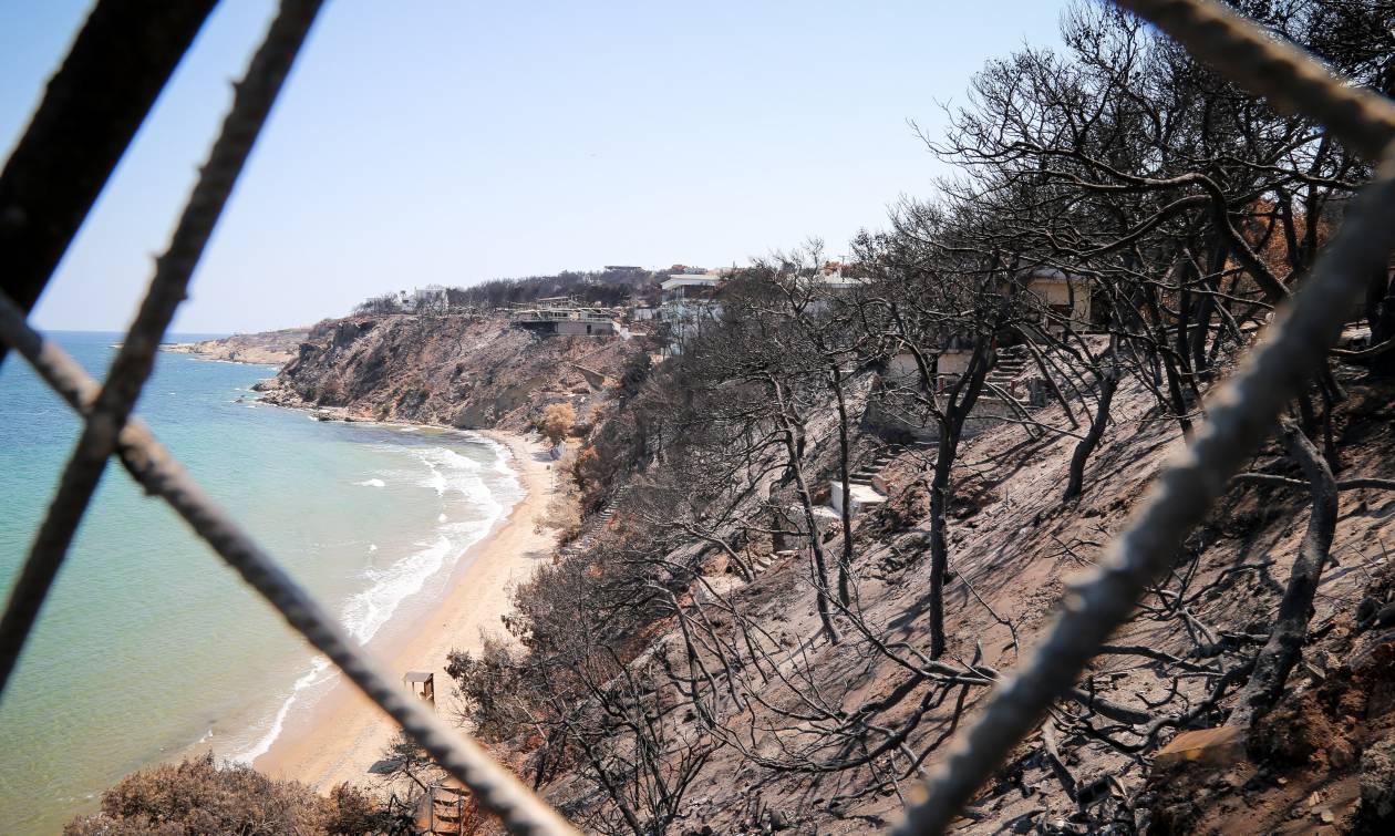 Το μοιραίο λάθος στη φονική πυρκαγιά του Ματιού: «Στην Αττική δεν φυσούν ποτέ δυτικοί άνεμοι»