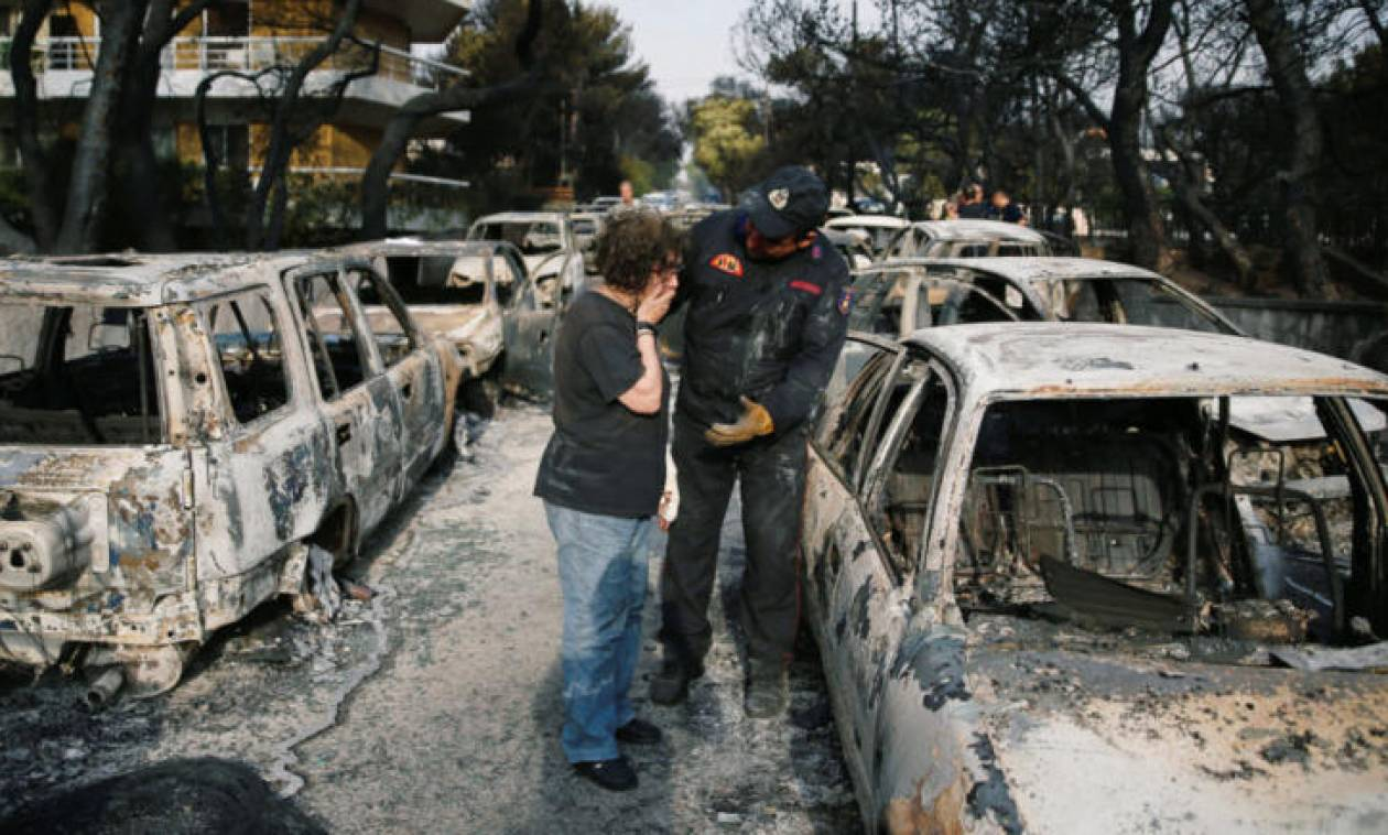 Φωτιές Αττική: Χρηματική ενίσχυση 1.200 ευρώ στους πυρόπληκτους για τηλεφωνία και ίντερνετ