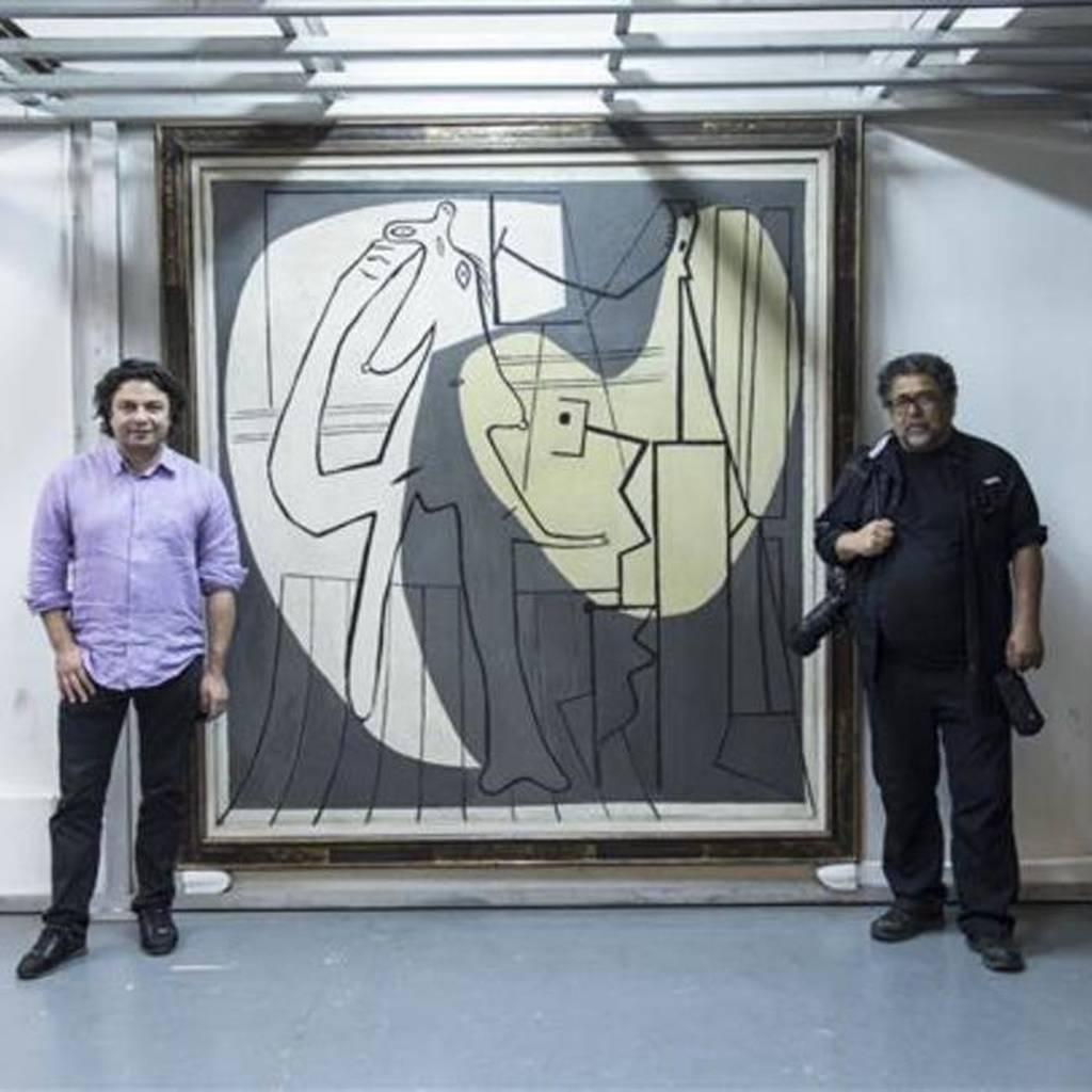 Δεν πίστευαν στα μάτια τους: Ανακάλυψαν δέκα πίνακες του Πικάσο σε κρυμμένη συλλογή
