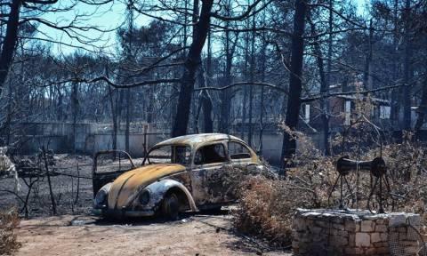 Φωτιά στο Μάτι  Νέος κίνδυνος για τους πυρόπληκτους – Επιβλαβείς ουσίες  στην ατμόσφαιρα 233986af200