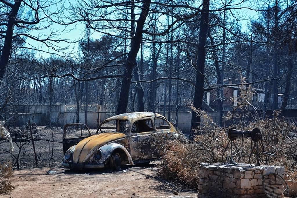Φωτιά Μάτι: Στη δημοσιότητα η λίστα με τα ονόματα των νεκρών στις φονικές πυρκαγιές