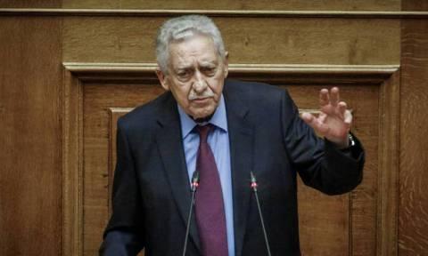 Κουβέλης: Σκόπιμη διαστρέβλωση των δηλώσεών μου