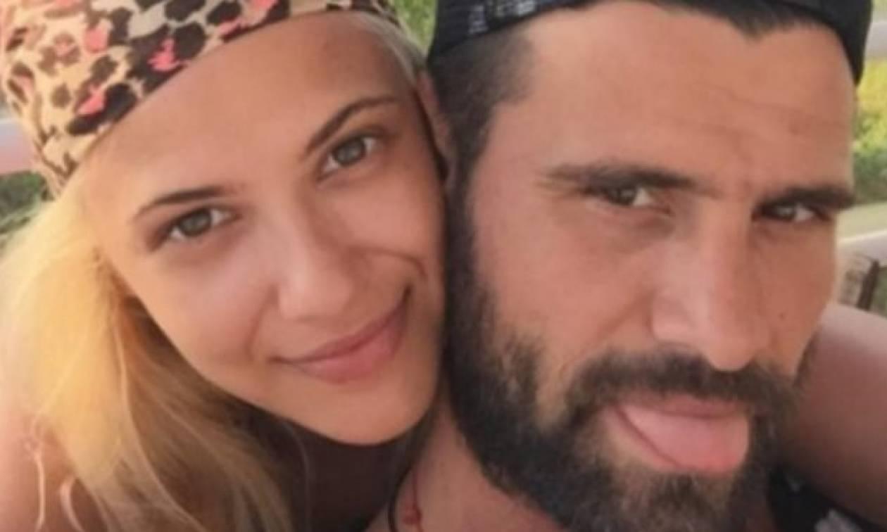 Κρήτη: Νάργες - Μουρούτσος διακοπάρουν ερωτευμένοι στα Χανιά (pics)