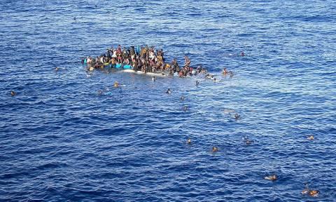 Τραγωδία στο Κουσάντασι: Εννέα μετανάστες πνίγηκαν σε ναυάγιο σκάφους