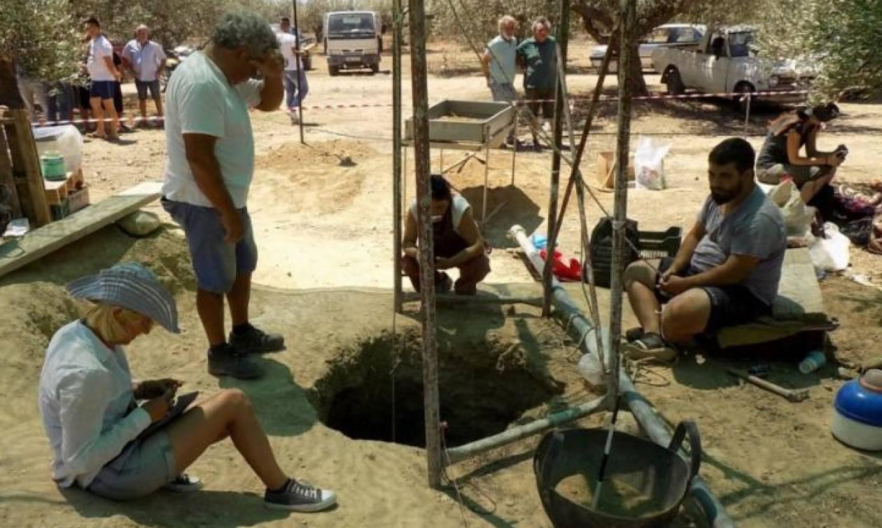 Κρήτη: Τεράστιος θησαυρός σε χωράφι με ελιές! Δεν πίστευαν στα μάτια τους! (pics)