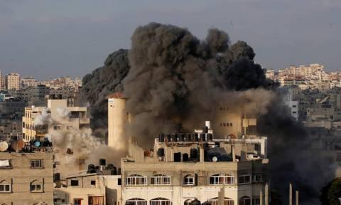 Νέοι ισραηλινοί βομβαρδισμοί στη Γάζα με 18 Παλαιστίνιους τραυματίες