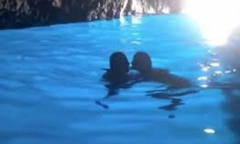 Το «καυτό» βίντεο της Χάιντι Κλουμ σε… απαγορευμένα νερά που προκάλεσε αντιδράσεις