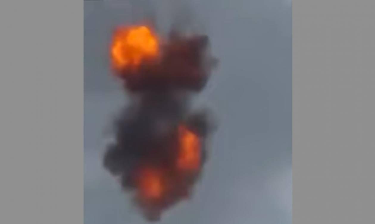 Ο ρωσικός στρατός κατέρριψε πολεμικό drone που στόχευε σε αεροπορική βάση