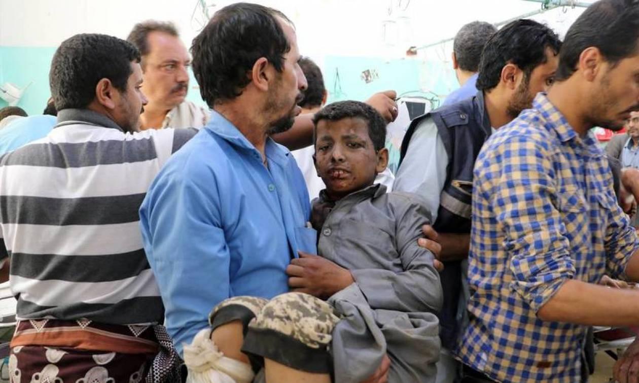 Μακελειό Υεμένη: Aνεξάρτητη έρευνα για τη σφαγή των παιδιών διέταξε ο ΟΗΕ (ΣΚΛΗΡΕΣ ΕΙΚΟΝΕΣ)