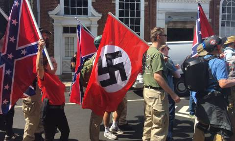 Συναγερμός στην Ουάσινγκτον: Συγκέντρωση ακροδεξιών ανήμερα της δολοφονίας της Χέδερ Χέιερ