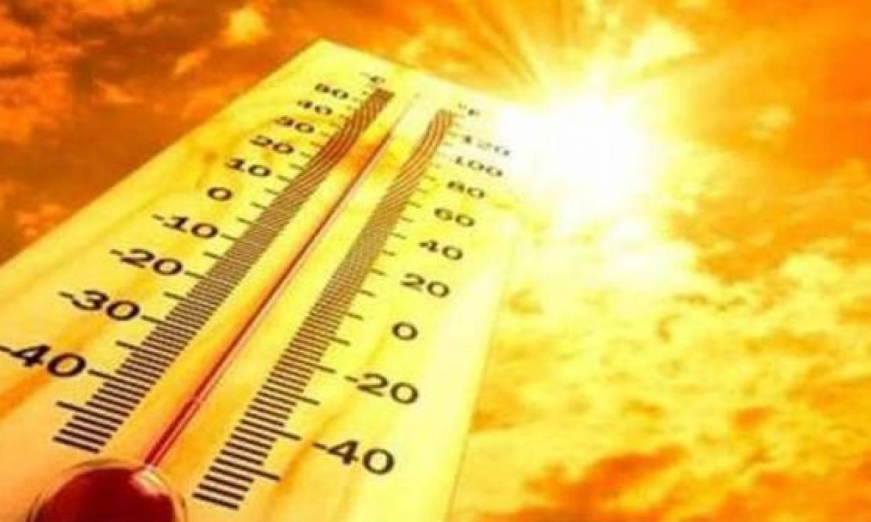 Καιρός: «Καίγεται» η Κύπρος - Στους 40 βαθμούς η θερμοκρασία!