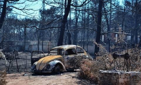 Φωτιά Αττική: Πόρισμα - κόλαφος καταγράφει το αλαλούμ που οδήγησε στην εθνική τραγωδία