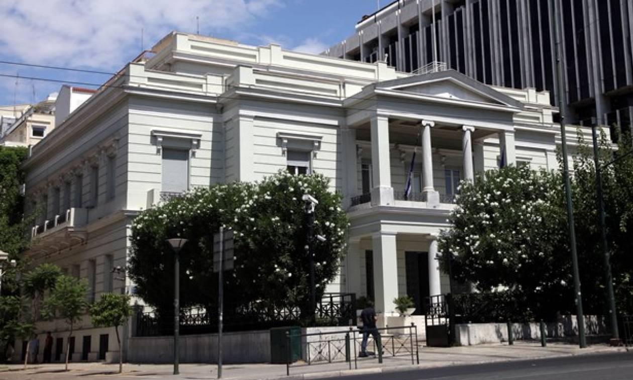 ΥΠΕΞ: Εκδικητική η απέλαση Ελλήνων διπλωματών - Η Ρωσία σύντροφος εν όπλοις της Τουρκίας