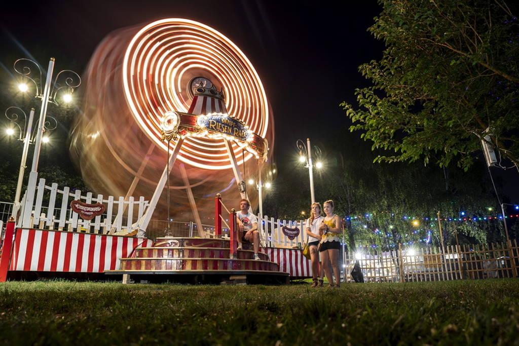 Ένα φεστιβάλ διαφορετικό από τα άλλα στη Βουδαπέστη (pics)