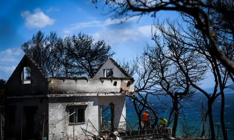 Φωτιά Αττική: Στις 3.460 έφτασαν οι αιτήσεις πυρόπληκτων για τη χορήγηση επιδόματος