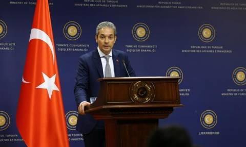 Οργή Τουρκίας εναντίον Καμμένου: Ανεύθυνος κι ασόβαρος ο Έλληνας υπουργός Άμυνας