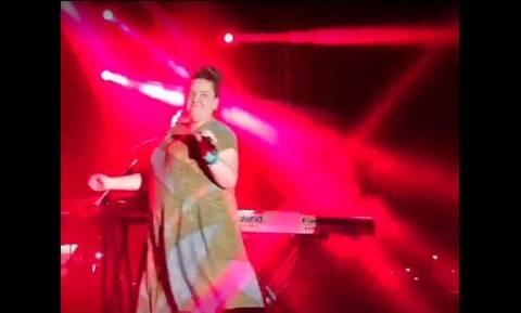 Πολύ γέλιο: Πήγαν σε συναυλία της Μελίνας Ασλανίδου αλλά εμφανίστηκε η... Σοφία Βογιατζάκη!