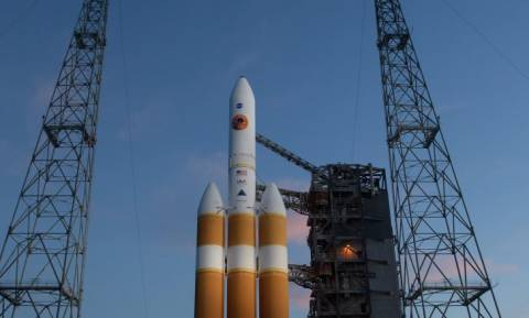 Αναβλήθηκε η εκτόξευση του διαστημόπλοιου της NASA προς τον Ήλιο -Λόγω τεχνικών προβλημάτων