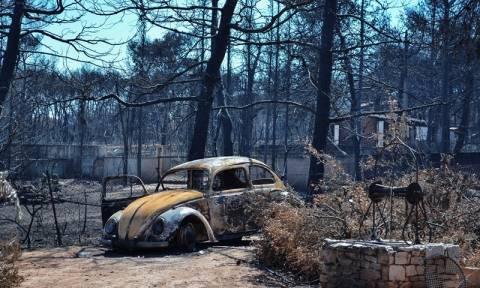 Φωτιά Μάτι – Πυροσβεστική: Στους 94 οι νεκροί της πυρκαγιάς - Μεγαλώνει η «μαύρη» λίστα