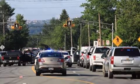Καναδάς: Ταυτοποιήθηκε ο δράστης - Κατηγορείται για τέσσερις ανθρωποκτονίες (vid)