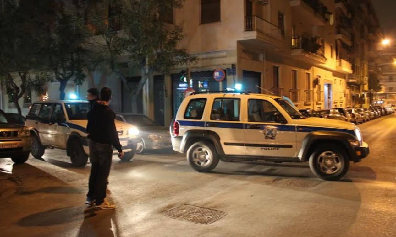 Απίστευτες σκηνές στην Πορταριά: Λυκόσκυλο εναντίον…. αστυνομικών!