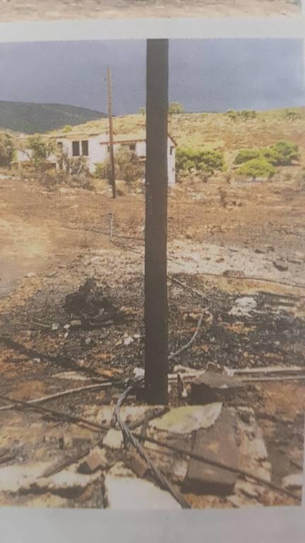 Φωτιά Αττική - Φωτογραφίες – ντοκουμέντο: Από αυτό το σημείο ξεκίνησε η φονική πυρκαγιά