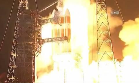 Η NASA εκτόξευσε την πρώτη αποστολή της στον Ήλιο (vid)