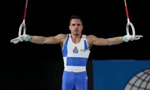Χρυσός ο Πετρούνιας στο Ευρωπαϊκό Πρωτάθλημα Ενόργανης