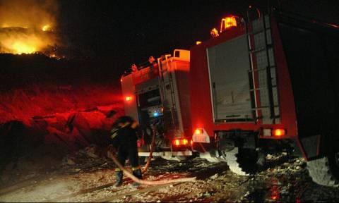 Φωτιά Τώρα: Ανεξέλεγκτη η πυρκαγιά στην Εύβοια - Ισχυρές δυνάμεις στο σημείο