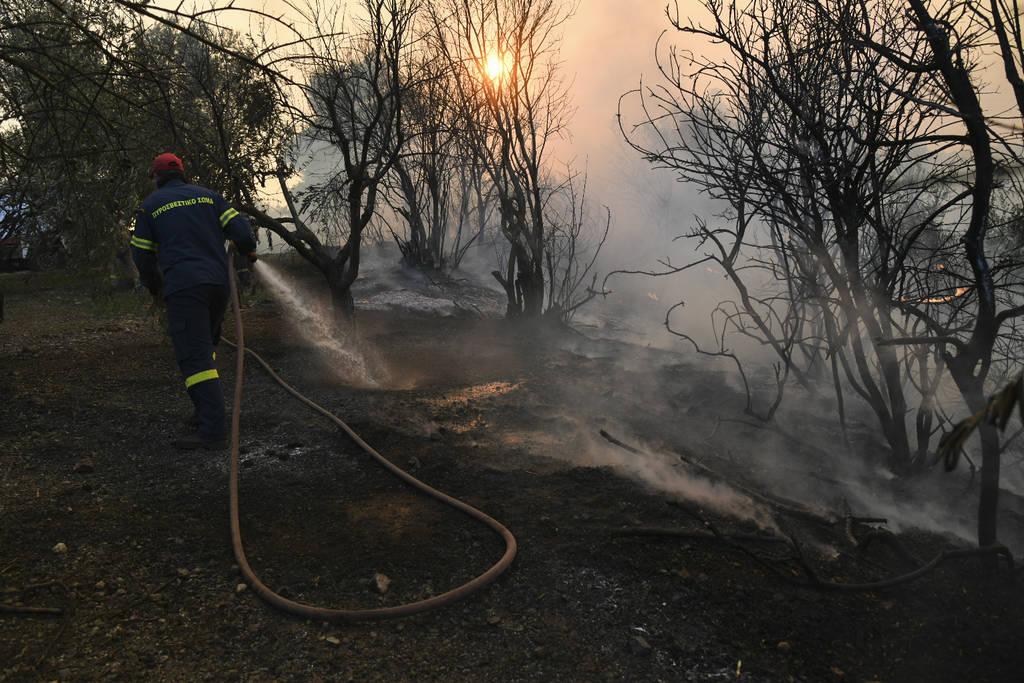 Φωτιά Εύβοια: «Στάχτη» τουλάχιστον 12.000 στρεμμάτα - Χωρίς ενιαίο μέτωπο η πυρκαγιά